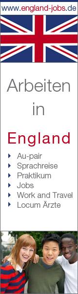 Arbeiten in England